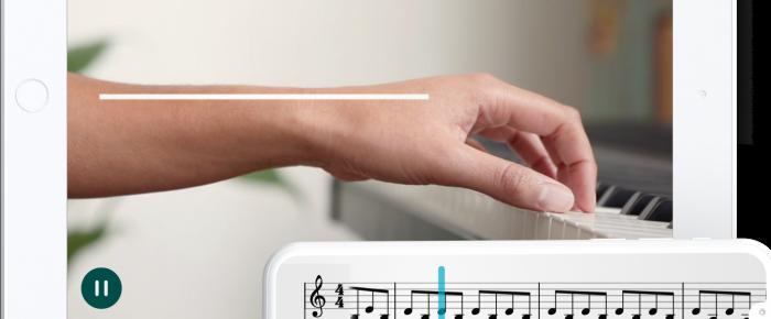 skoove: clases de piano interactivas para principiantes y avanzados